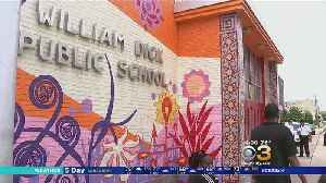 Teen Girl Stabs 13-Year-Old Boy With Scissors At North Philadelphia School, Police Say [Video]