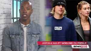 Justin Bieber & Hailey Baldwin Working Out PRENUP Before Wedding [Video]