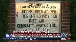 Community prayer vigil planned after Aberdeen workplace shooting [Video]