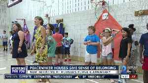 Peacemaker Houses gives students a sense of belonging [Video]