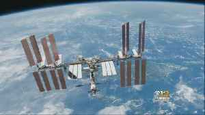 Baltimoreans Get A Chance To See The International Space Station This Weekend [Video]
