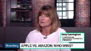 Amazon Versus Apple: Who Wins in the Device Wars? [Video]