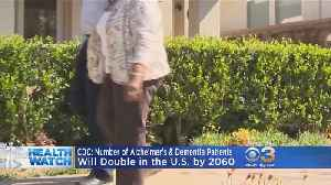 CDC: Alzheimer's Disease, Dementia Cases To Double By 2060 [Video]