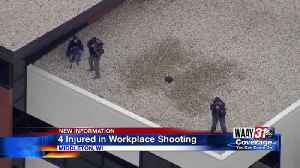 4 Injured in Workplace Shooting [Video]