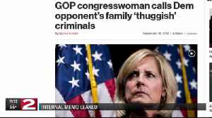 Tenney's campaign warns staffers of Brindisi's 'criminal,' 'thuggish' family [Video]