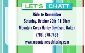 Ride to Remember -- an event to raise money & awareness of Alzheimer's Disease [Video]