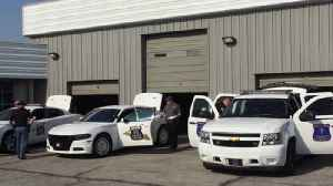 Indiana State Police inspections [Video]