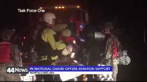 IN National Guard Offers Aviation Support in Hurricane Relief [Video]