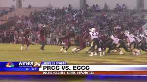 Football: PRCC vs. ECCC [Video]