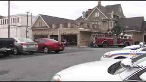 VIDEO: Allentown funeral home holds event to thank law enforcement [Video]