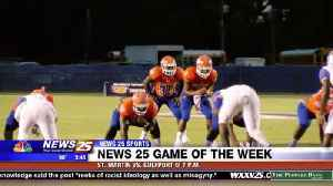 High school Football Game of the Week: St. Martin vs. Gulfport [Video]