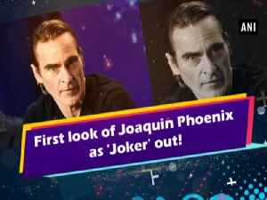 First look of Joaquin Phoenix as 'Joker' out! [Video]