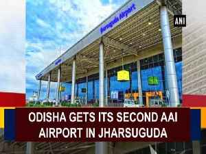 Odisha gets its second AAI airport in Jharsuguda [Video]