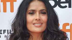 Salma Hayek Lets Her 11-Year-Old Daughter Cut Her Hair [Video]