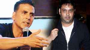 Akshay Kumar helps Kapil Sharma for his comeback; Know the truth | FilmiBeat [Video]