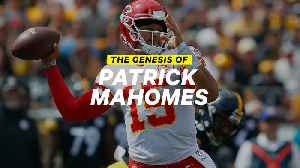 Genesis of Patrick Mahomes [Video]