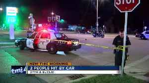 Milwaukee Police: 2 injured after being struck by car [Video]