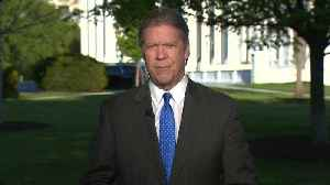 CBS Chief White House Correspondent Major Garrett Says Every Day Is 'Surprising' [Video]