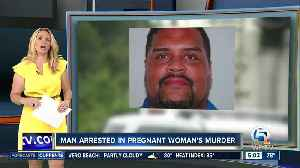 Man arrested for murder of pregnant St. Lucie County woman: Sheriff [Video]