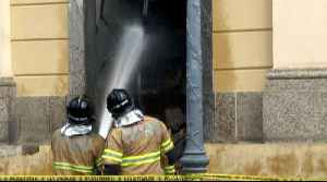 UNESCO: Restoring Brazil museum after massive fire may take years [Video]