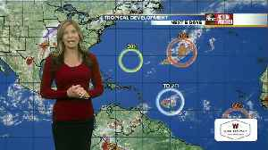 Tracking the Tropics | September 22, 8 a.m. [Video]