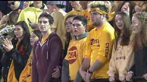 Local High School Ditches School Colors to Honor Iowa State Golfer Killed [Video]