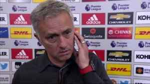 Jose: We only deserved a draw [Video]