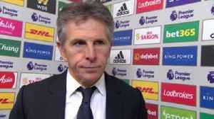 Puel: We need to improve our mentality [Video]