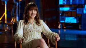 Cailee Spaeny Talks About Being A New Young Celebrity In A Big Movie [Video]