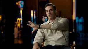 Jon Hamm On Movie Secrets [Video]