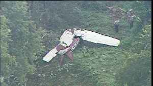 Plane Involved in Crash That Killed Father, Son Had Been in Family for Decades [Video]