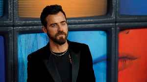 News video: Justin Theroux Says Hr And Jennifer Aniston Have 'Amicable' Relationship