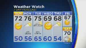 CBS 2 Weather Watch (6:30 PM 9-22-18) [Video]