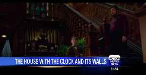 Movie Review: The Hours With the Clock in it's Walls [Video]