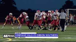 Heritage Hills Vs. Gibson Southern [Video]