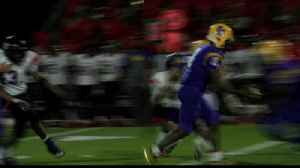 St. Martinville wins on homecoming vs. northside 48-6 [Video]