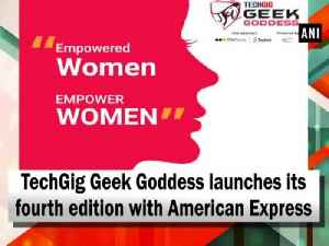 TechGig Geek Goddess launches its fourth edition with American Express [Video]
