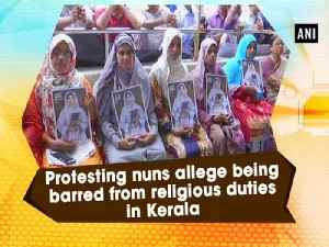 Protesting nuns allege being barred from religious duties in Kerala [Video]
