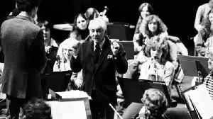 How Leonard Bernstein mixed composing with teaching [Video]