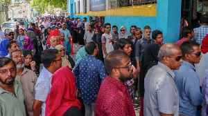 Maldives To Extend Voting In Its Presidential Election [Video]