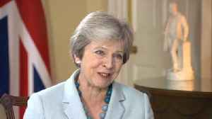 Theresa May says she believes Iran is holding up its end of the nuclear deal [Video]
