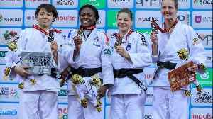 2018 World Judo Championships: Third world title for France's Agbegnenou, gold for Iran's Mollaei [Video]
