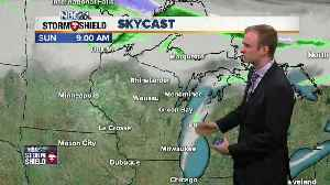 Gino Recchia NBC26 Storm Shield Weather Forecast [Video]