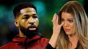 Tristan Thompson Caught Cheating Again With Two Women [Video]