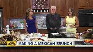 Nueva Cantina chef shows how to make Mexican Brunch with ease [Video]