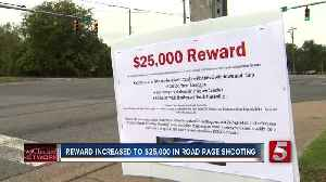 Reward In Deadly Road Rage Shooting Increased To $25,000 [Video]
