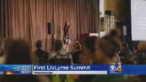 Lyme Disease Summit Kicks Off With Help Of Colorado Teen [Video]