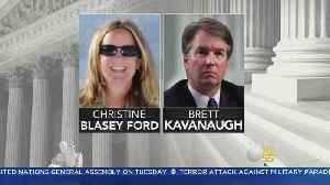 Kavanaugh Accuser Agrees To Testify [Video]