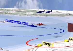 Russian Defense Ministry Releases Animation Blaming Israel for Downed Plane [Video]
