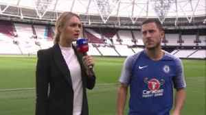 Hazard: I feel 200 per cent [Video]